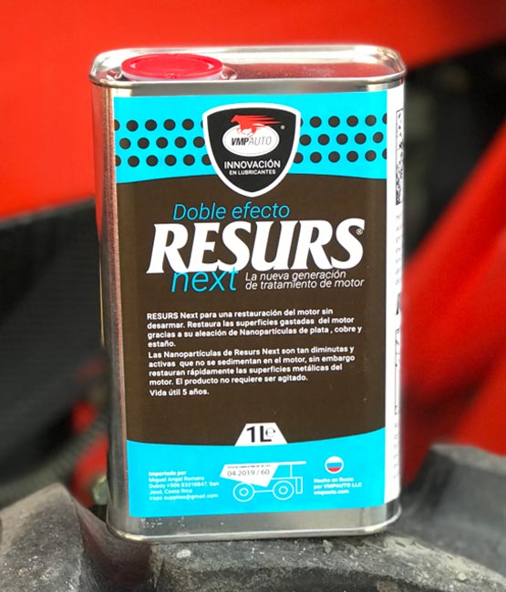 Resurs Next Doble Efecto - 1Lt